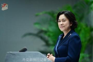 美国指责中国经济胁迫外交部搞胁迫是美国的长项和特色