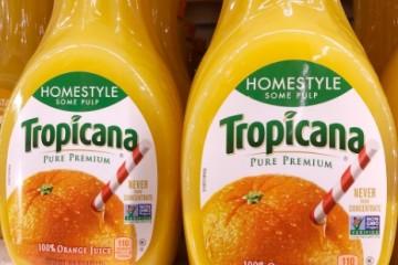 百事将作价33亿美元把纯果乐等果汁品牌卖给法国私募股权公司PAI