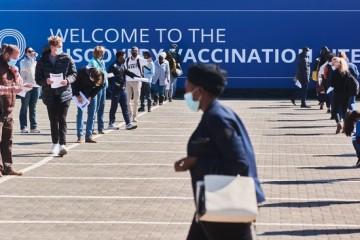 南非八成人口或许已感染新冠病毒接近所谓的群体免疫水平